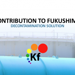 eDoc: KF Contribution to Fukushima Decontamination Solution